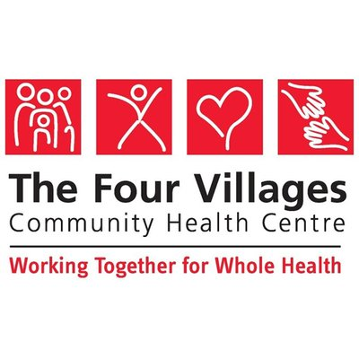 Image result for 4 villages chc logo