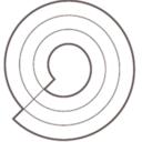 Logo reasonably small