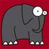 Elephant reasonably small