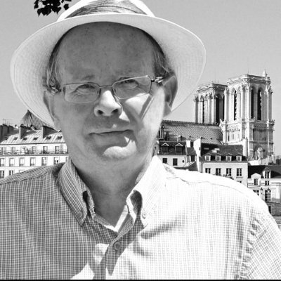 French Travel Books & Wine Writer Neal Atherton