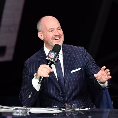 This is my official Twitter. But, as always, the yellow line is unofficial. @nflnetwork host since Day One. @RichEisenShow 12-3pET Hit link for my new podcast