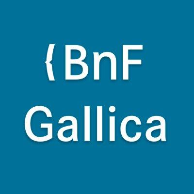 @GallicaBnF