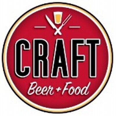 Craft beer food craftbeerfood twitter for Craft beer and food