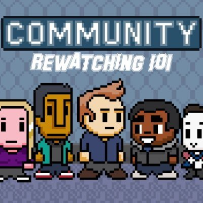 A bi-weekly rewatch podcast going through six seasons (and maybe a movie!) of NBC's Community