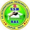 Research Journal (@ssmrae) Twitter profile photo