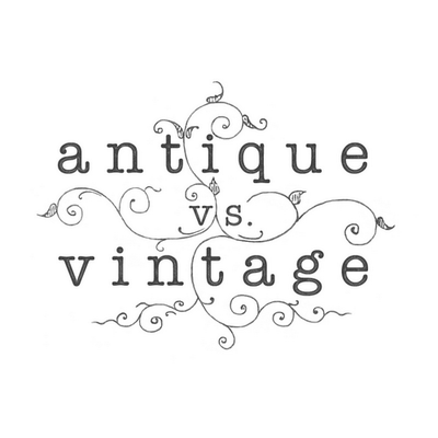 Vintage Vs Antique >> Antique Vs Vintage Antq Vs Vntg Twitter