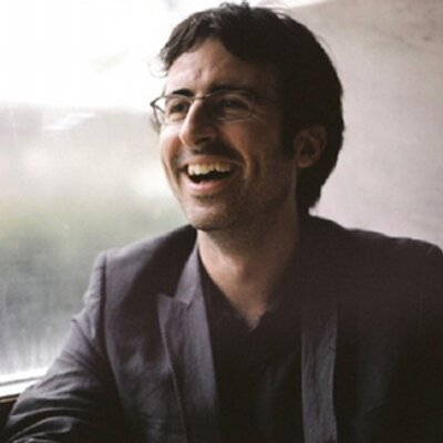 Twitter profile picture for John Oliver