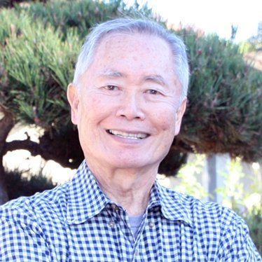 Sulu from Star Trek. King of the Internet (according to Taco Bell). NYT Bestselling Author. Resistance Fighter. Husband.