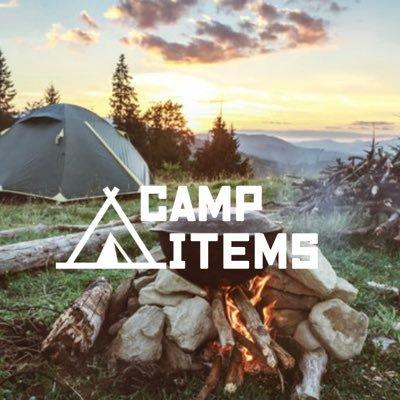 CAMP ITEMS 一歩先のキャンプ・アイテム情報⛺️