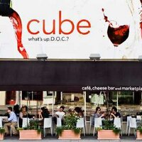 Cube Cafe  | Social Profile