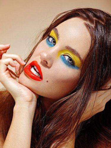Makeup Artist popular english terms