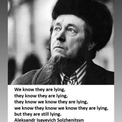 Sick of Lies