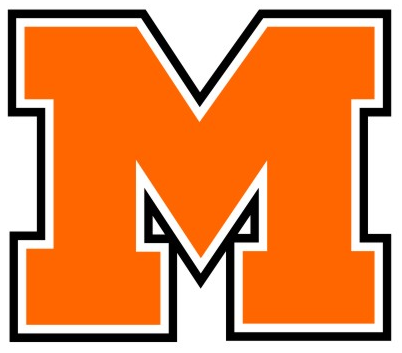 image gallery orange m logo