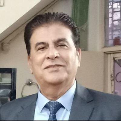Surya Pratap Singh IAS Rtd. Profile