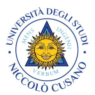 Twitter ufficiale dell'Università Niccolò Cusano. Informazioni, news ed eventi.
