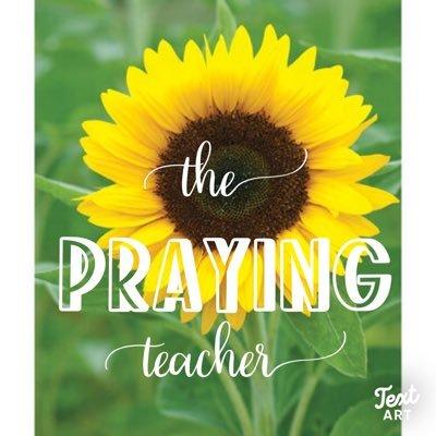 The Praying Teacher