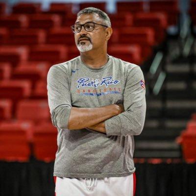 Former National Head Coach of Puerto Rico. Ex Pro Baller. Instagram: eddiecasianooficial.