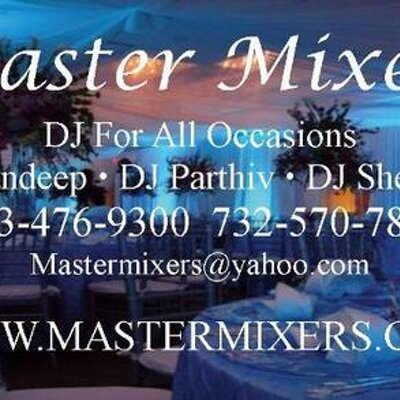 DJ Sandeep (@DJMasterMixers) | Twitter