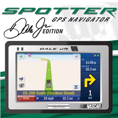 Review: rightway rw500jr spotter gps dale earnhardt jr. Edition.