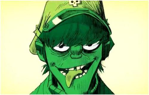 1000  images about Murdoc Niccals on Pinterest