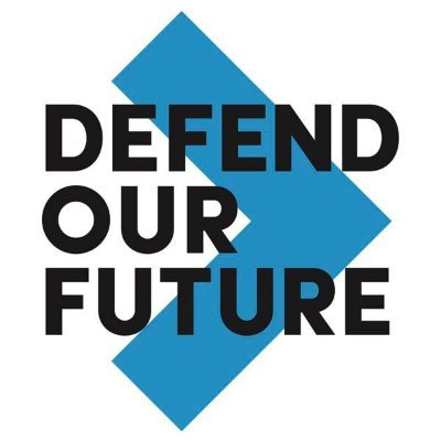 Defend Our Future   #TimeToAct 🌎✊🏿✊