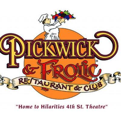 Burlesque at Pickwick & Frolic logo