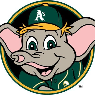 Official Twitter Page of Stomper, the Oakland Athletics mascot. Go A's! 🐘🥜#RootedInOakland