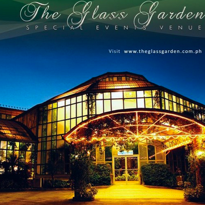 glass garden venue - Glass Garden