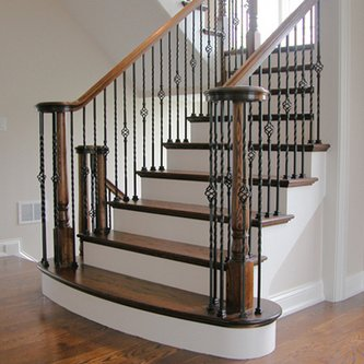 Incroyable Stair Parts
