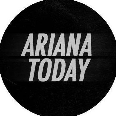 Follow » @ArianaToday