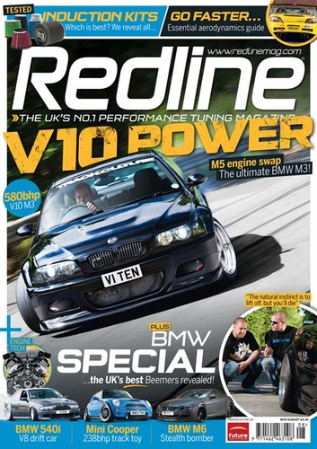 Redline Magazine On Twitter This Was A Project Car In The True