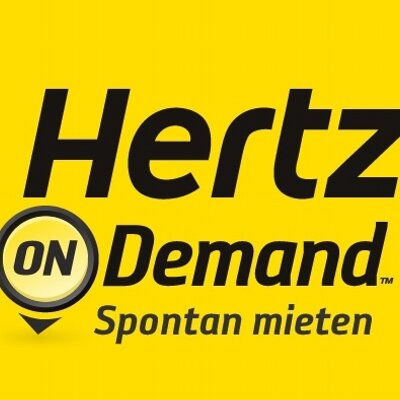 hertz on demand ge connectbyhertzg twitter. Black Bedroom Furniture Sets. Home Design Ideas
