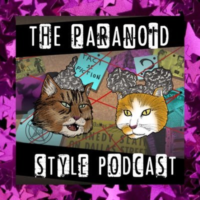 Hey! Do you love or hate conspiracy theories? Listen to the Paranoid Style Podcast with Christine and Amanda!: https://t.co/Jb8TFrFk9q