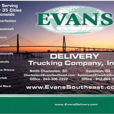 Evans Delivery (@EvansSoutheast) | Twitter