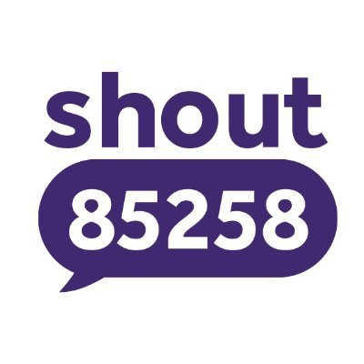 Anxious? Worried? Stressed? Text Shout to 85258 for free 24/7 support in the UK. Page can't provide counselling. Page monitored Mon-Fri, 9am-5pm. #Shout85258
