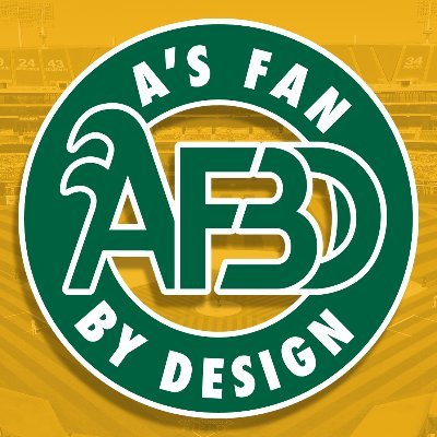 A's fan & graphic designer. Attended the 17th, 19th, & 20th wins in '02 & the Hamilton drop in '12. I create designs inspired by the A's, mostly.