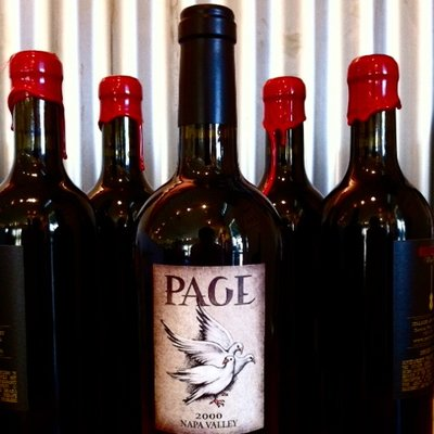 Page Wine Cellars | Social Profile