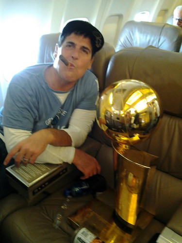 Mark Cuban Social Profile