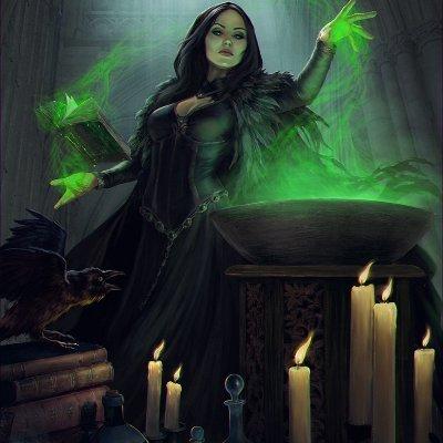 Боевая Ведьма (@ptichka19981)