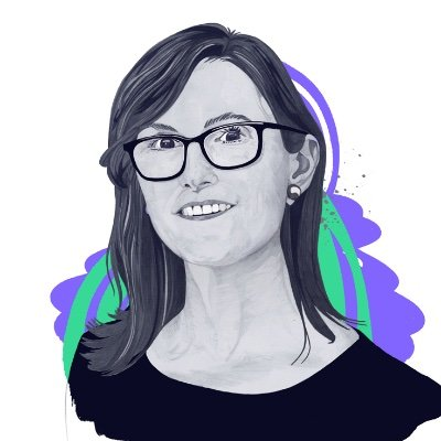 Founder, CEO and CIO @ARKinvest. Thematic portfolio manager for disruptive innovation, mom, economist, and women's advocate. Disclosure: https://t.co/n3mPT4FQaz