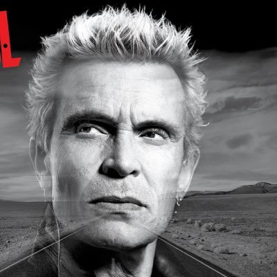 """New EP """"The Roadside"""" out now! Official Twitter of Billy Idol."""