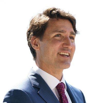 @JustinTrudeau