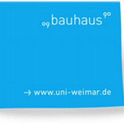 Media Tweets By Bauhaus Uni Weimar 09bauhaus90 Twitter