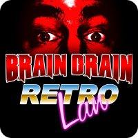 Brain Drain Retro LAN