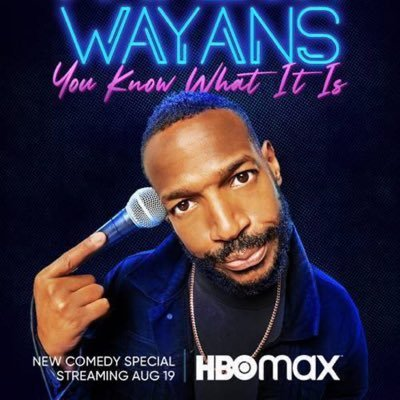 """4 booking Mike Berkowitz @ WME 212-586-5100 Mberkowitz@wmeagency.com INSTAGRAM @marlonwayans check out my 2nd stand up special """"YOU KNOW WHAT IT IS"""" on @hbomax"""