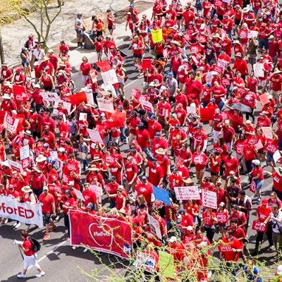 AZ voters have made it clear: we want more funding for education in our state, not less