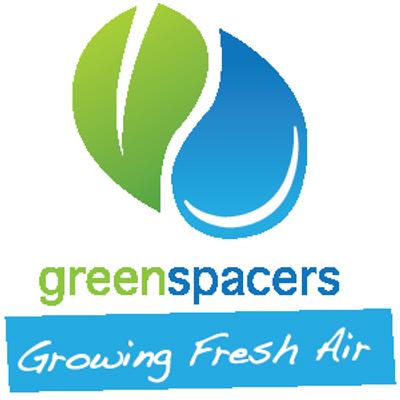 GreenSpacers logo