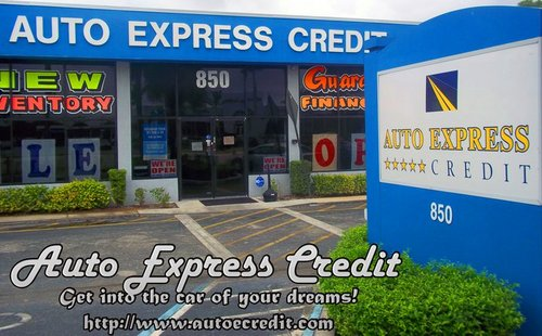 Auto Express Credit AutoExpressCred