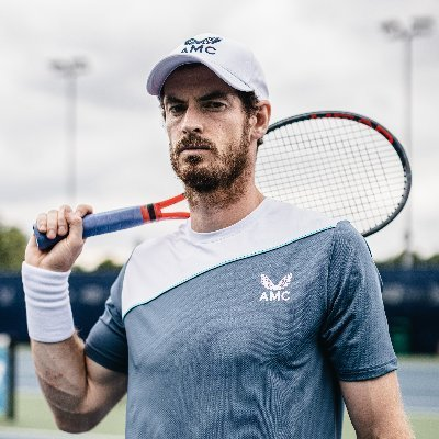 Andy Murray (@andy_murray )