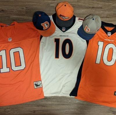 Simple Observations of the Denver Broncos Football Team